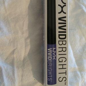 NYX Blue Liquid Liner